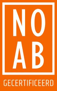 NOAB gecertificeerd